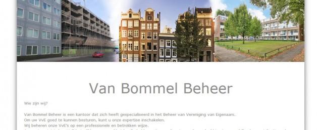 Van Bommel beheer Maarssen powerd by LH solutions